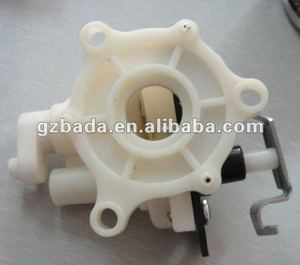 Eelectric Fan gear box with clip type