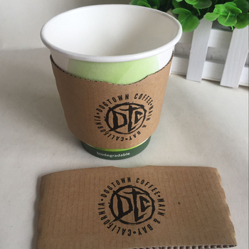 Yili brand regular supplier double pe coated cold drink paper cup for water yogurt milk
