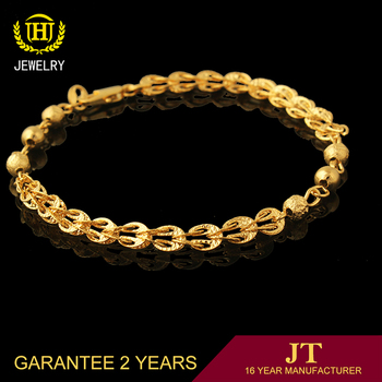 113a82f241b new design handmade fashion jewelry chain girls gold bracelets for girls,  View handmade bracelets, JT Product Details from Yiwu Fansheng Jewelry Co.,  ...