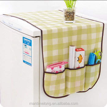 Refrigerator Plastic Cover Refrigerator Door Handle Cover Storage Bag - Buy  Refrigerator Plastic Cover,Refrigerator Handle Cover,Storage Bag Product