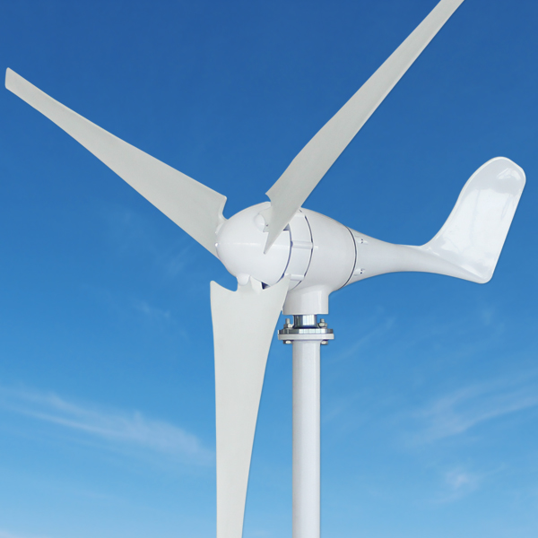 chinese 600w 12V/24V48V horizontal wind energy generator for home use
