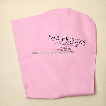 c0a7fc85c26b Custom Wholesale Non Woven Foldable Portable Garment Suit Bags ...