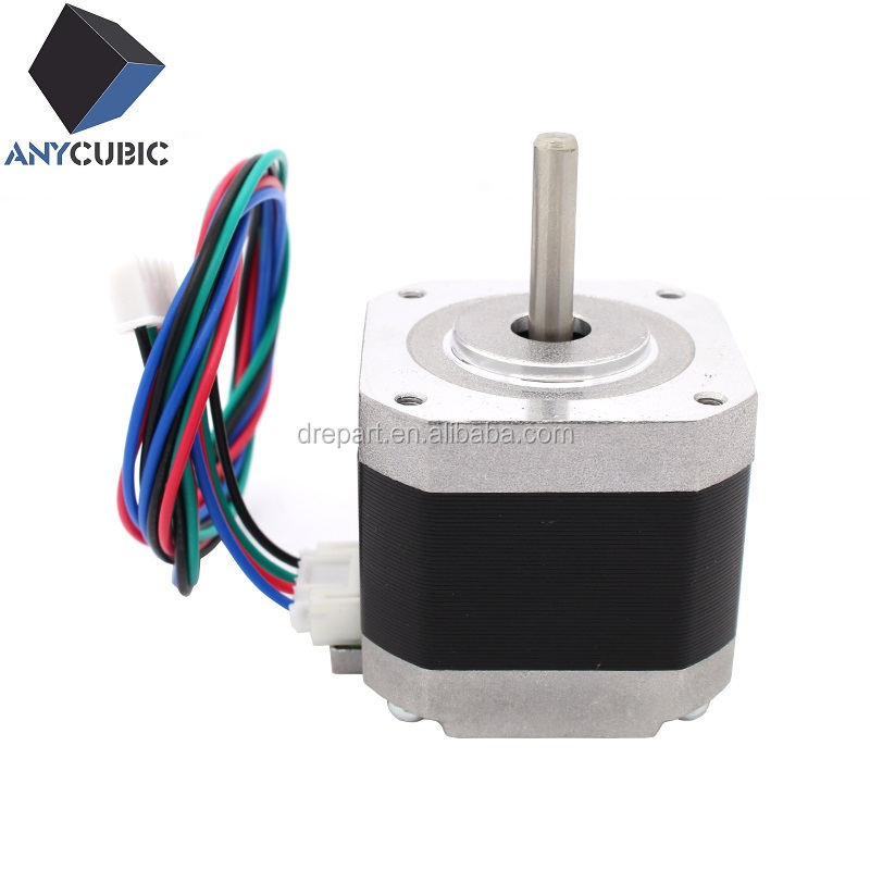 Anycubic Nema 17 Stepper Motor 1.8 Degree 3D Printer Accessories