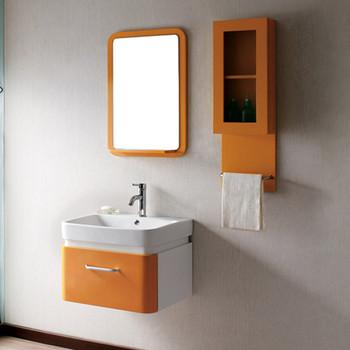 45 inch wall hang custom commercial design small bathroom cabinet in bathroom fancy bathroom. Black Bedroom Furniture Sets. Home Design Ideas