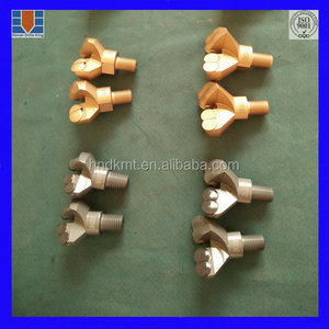 2 wings pdc roof bolting drill bits/Auger drill bit /rock bit augers