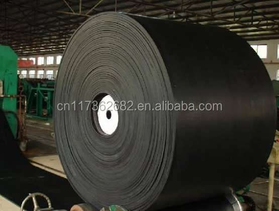 High Tensile Rubber Steel Cord Bucket Elevator Conveyor Belt