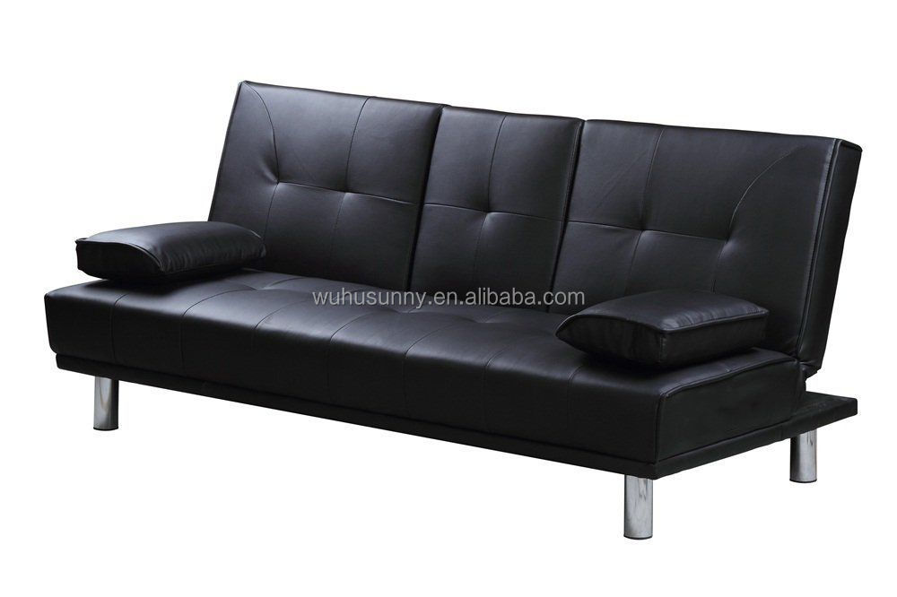 Click Clack Leather Sofa Bed, Click Clack Leather Sofa Bed