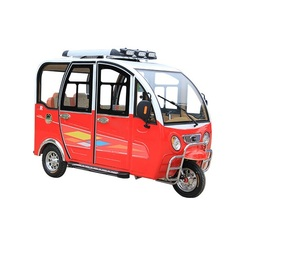 Electric passenger tricycle/electric cars prices/motorized passenger trike