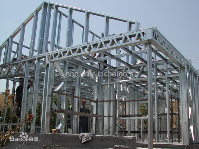 prefabricated steel frame house prefabricated steel frame house suppliers and manufacturers at alibabacom