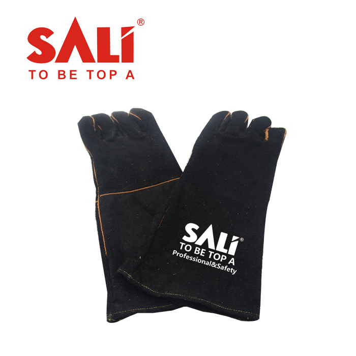 China Supplier Midas Safety Gloves For Hand Protection,Leather ...
