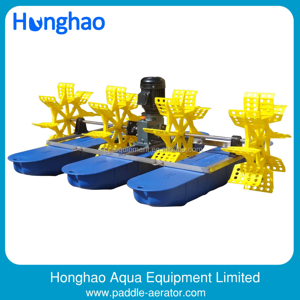 Floating Surface Aerator for Fish Farm