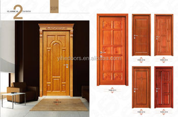 Different Door Designs panel front door design with different wood - buy wooden doors