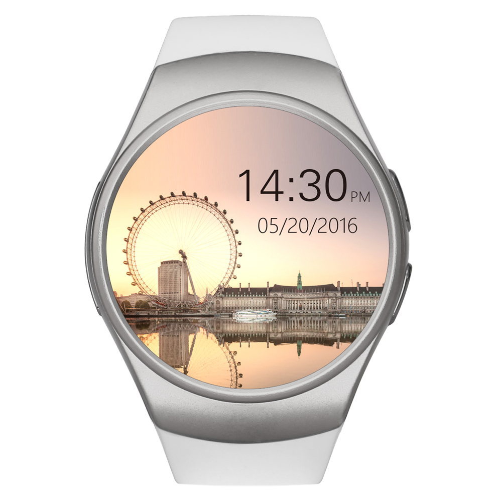 Factory OEM touch screen smart watch Bluetooth Smart watch for ios and android smart watch KW18 KW18