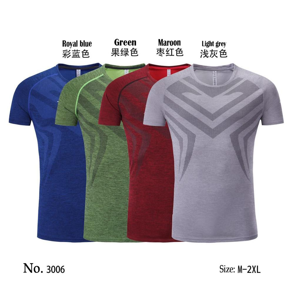 Custom Latest New Sport Design High Quality Printed Fitness Dry Fit