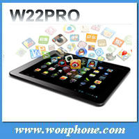 9.7 inch Android tablets Ramos W22Pro with Voice Calling