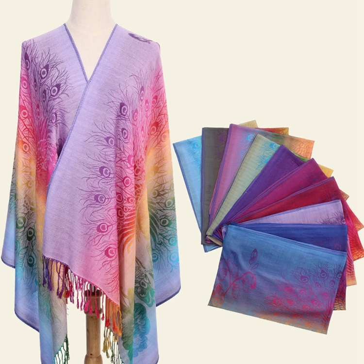 2017 Fashion Blanket China Factory Direct Scarfs And Shawls Wholesale Import Pashmina