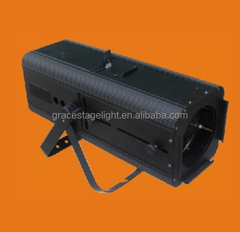 150W COB white color DMX LED Profile light imaging light