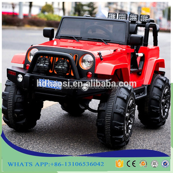 electric children jeep car battery powered car for childrenkids electric car12v