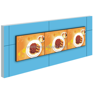 advertising video wall, wall image projector