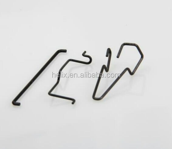 Custom Metal Wire Formed Spring Fixed Clip