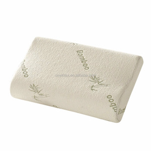 High quality orthopedic bamboo memory foam pillow
