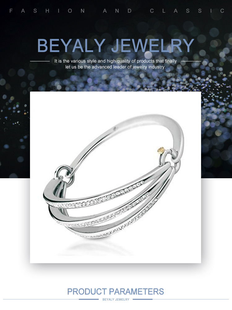 Best seller party jewelry silver jamaica bangle bracelets