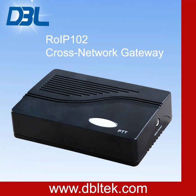 voice over ip voip/Cross Network VoIP Gateway/radio over ip/RoIP-102