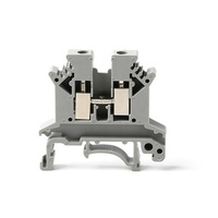 UK 2.5B Type Universal Grey DIN Rail Terminal Block