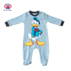 Disneys adult short sleeve rompers baby hooded romper sweater romper for baby