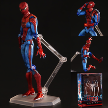 Figma 199 Film Action Figure Marvel Spider Man <span class=keywords><strong>Angka</strong></span>