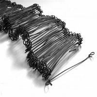 Small Coil Black Annealed Wire Tie