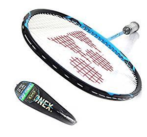 Yonex Voltric 1DG Badminton Racket VT1DG Blue Raquets 3U5