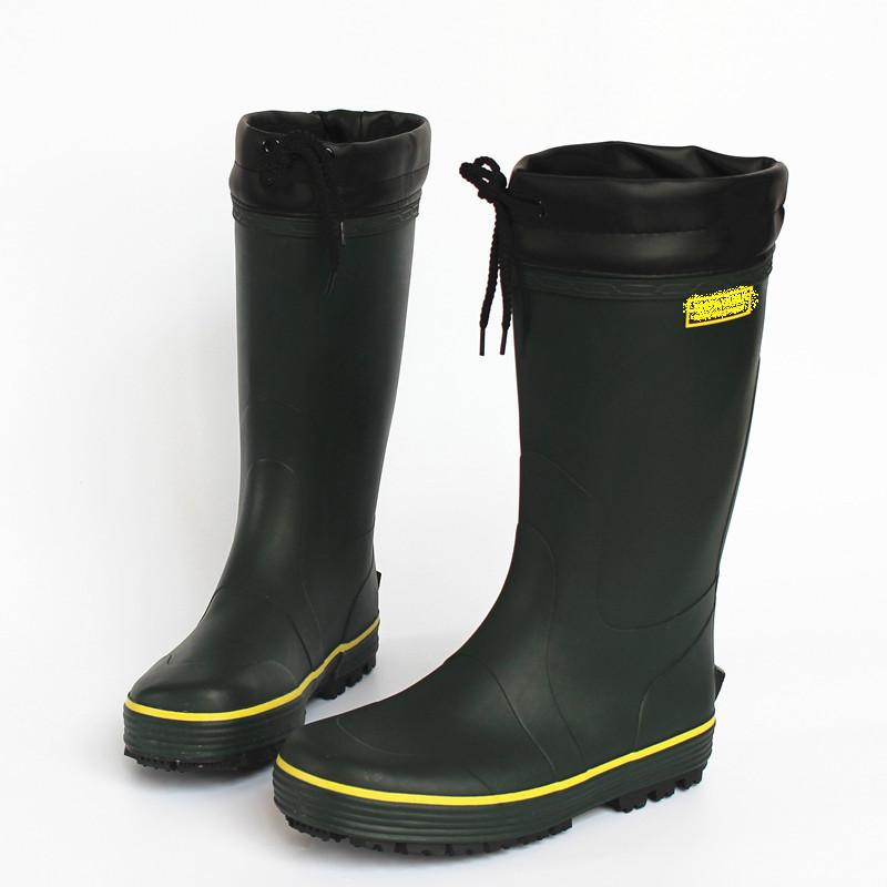 water shoes slip-resistant rubber boots
