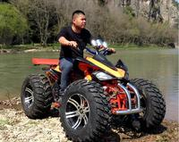 Chinese factory wholesale cheap price 4 wheel 150cc mini adult ATV with aluminum alloy rims