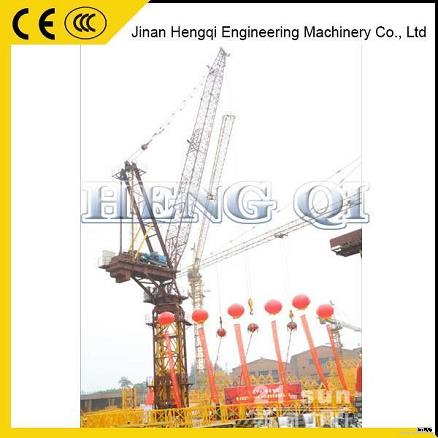 China good supplier First Grade luffing tower crane camera system