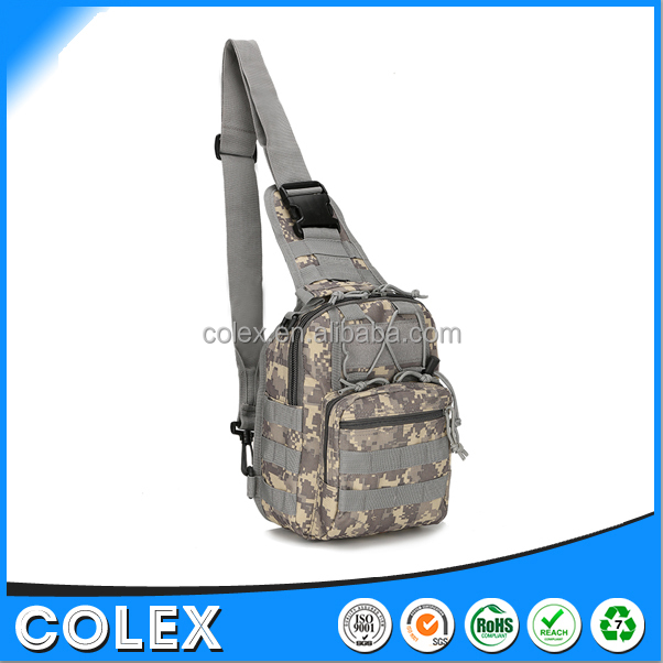 Sling Bag Shoulder Backpack Chest Pack Military Crossbody Bags For Man Women