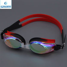 junior swimming goggles safety glasses anti-fog swim eyewear children's games swimming goggle