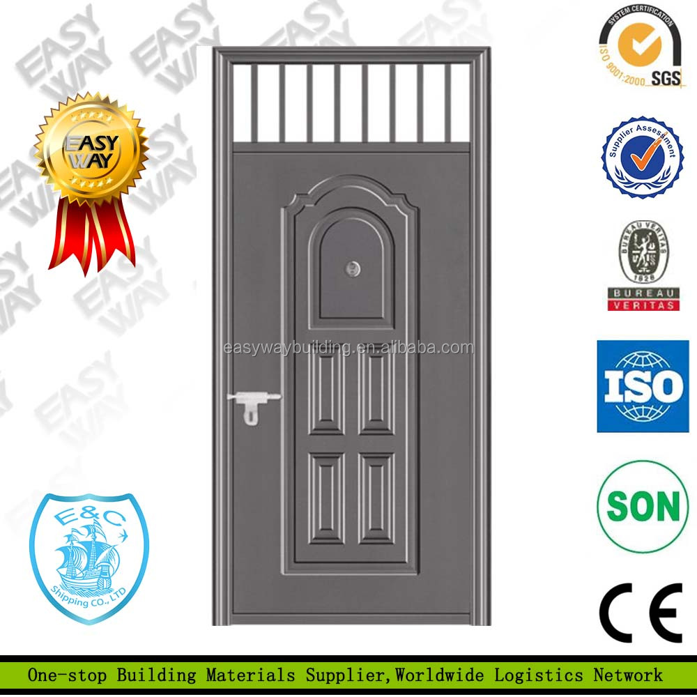 Single Iron Safety Door Design With Single Iron Safety Door Design