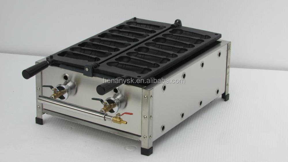 8 Model Special Gas Penis Shape Waffle Maker Gas A Piece Of Gayke Machine