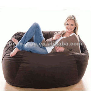 Kids Lazy Beanbag with Foam Filled