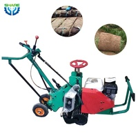 Artificial grass sod cutter synthetic turf maintenance equipment