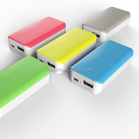 3000mAH power bank rechargeable for all USB devices with key chain & Li-ion battery