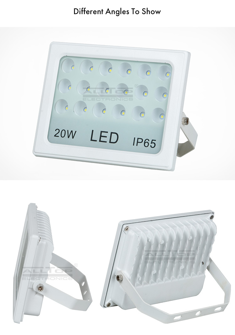 High quality outdoor waterproof IP65 20 watt led flood light