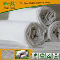 White Craft fabric Bleached Muslin 100% cotton 45