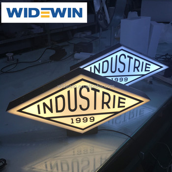 Acrylic Led Display Box Letters Sign Board Advertising Light Box - Buy Diy  Advertising Led Light Box,Scrolling Advertising Light Box,Led Backlit Light