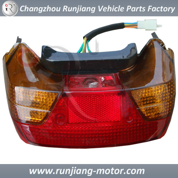 China factory TAIL LIGHT motorcycle spare parts used for YAMAHA CRYPTON T105/CRYPTON 110 /JY110