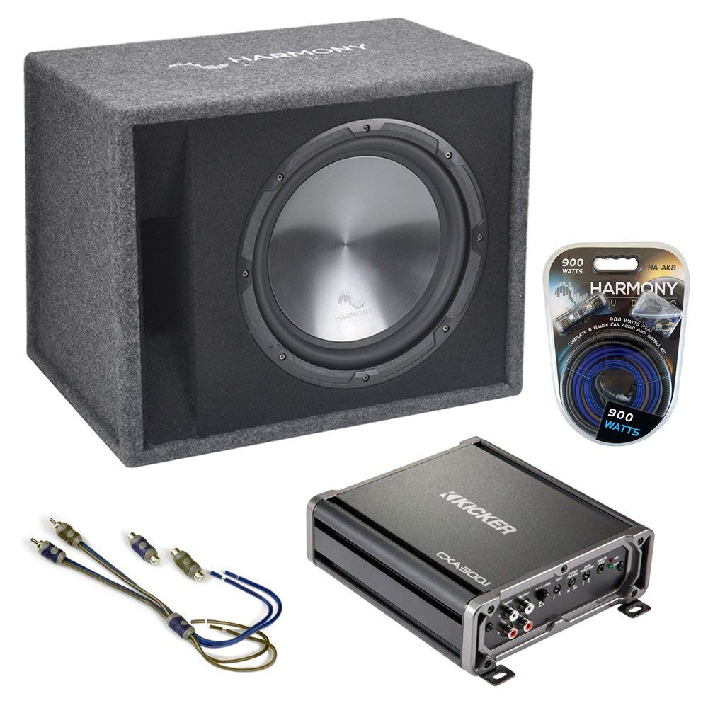 Cheap Small Audio Amp Find Deals On Line At Alibabacom Bullz 8 Gauge Car Amplifier Installation Power Wiring Kit Get Quotations Harmony Single 12 Loaded Sub Box Vented Enclosure Cxa3001 Package