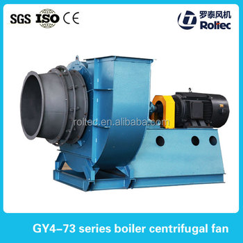 Large Airflow Steam Boilers Centrifugal Blower Fan G4-73 - Buy ...