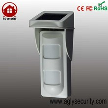 무선 방수 Solar outdoor pir motion sensor alarm 대 한 <span class=keywords><strong>홈</strong></span> alarm system use