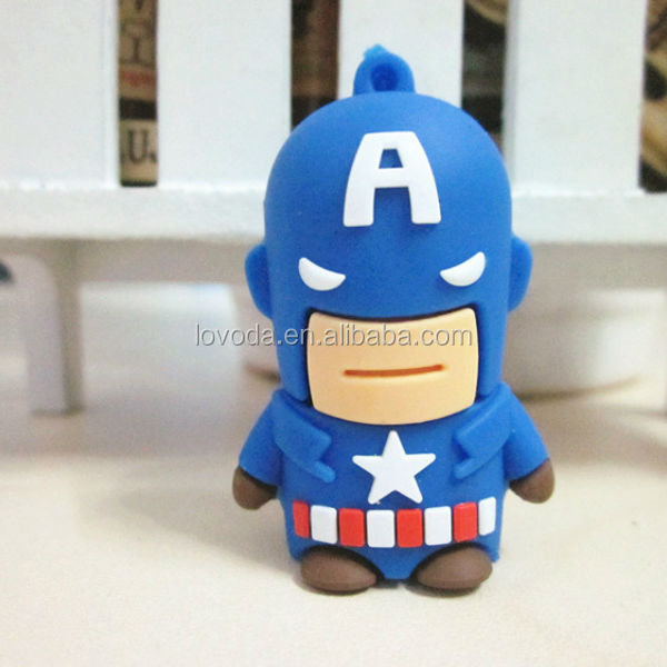 High speed super hero series 2gb-128gb usb 3.0 with best price/2tb usb flash drive/8gb usb super hero usb LFN-064